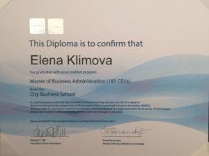 Diploma MBA